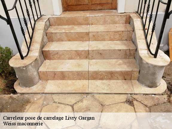 Carreleur Pour Pose De Carrelage A Livry Gargan Tel 01 85